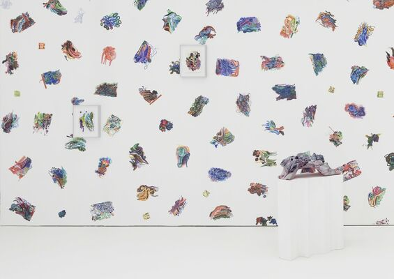 Edi Rama, WORK, installation view