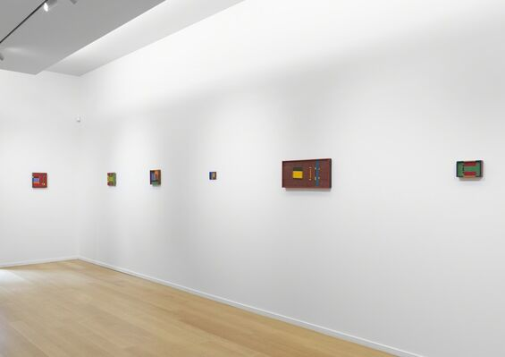 Roy Newell, installation view