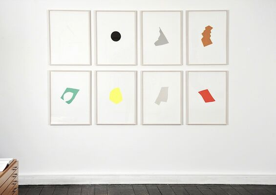 Limited editions, installation view