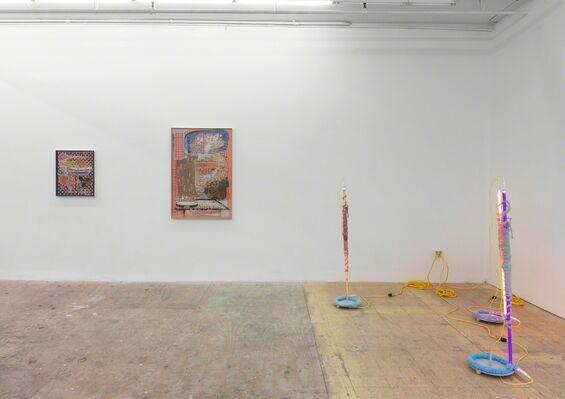 Operands, installation view