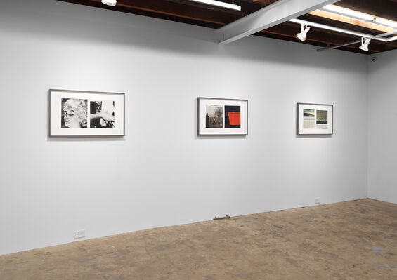 The Composition of Decomposition, installation view