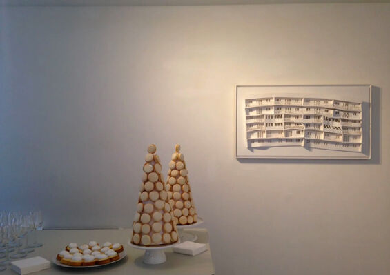M.Feipel & J.Bechameil: Un Monde Parfait, installation view