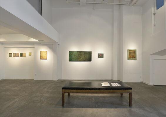 "Vol.89 Noriko Tomiyama ""the color of spring"", installation view"