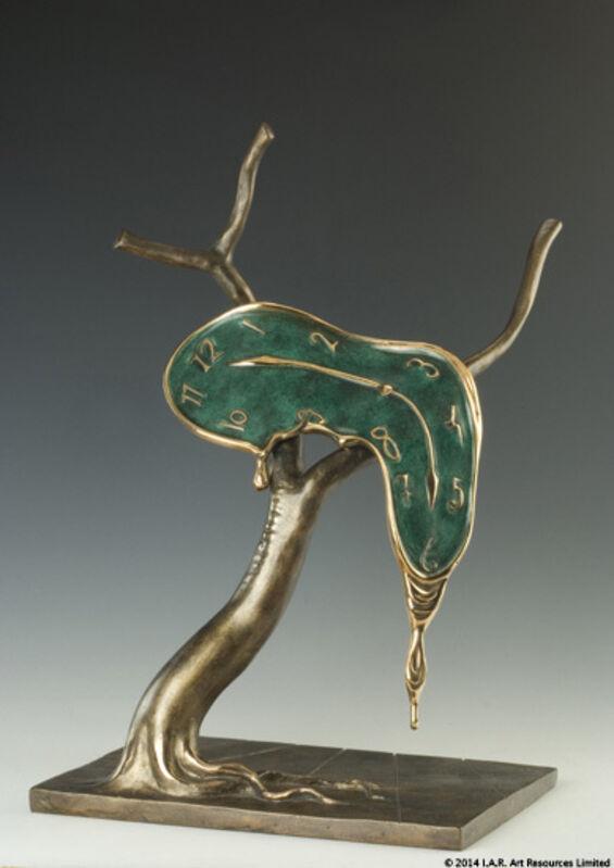 Salvador Dalí, 'Profile of Time', 1977-1984, Sculpture, Bronze, Galerie AM PARK