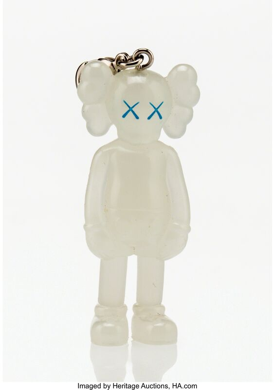 KAWS, 'Companion Keychain (Glow in the dark)', 2009, Other, Painted cast vinyl, Heritage Auctions