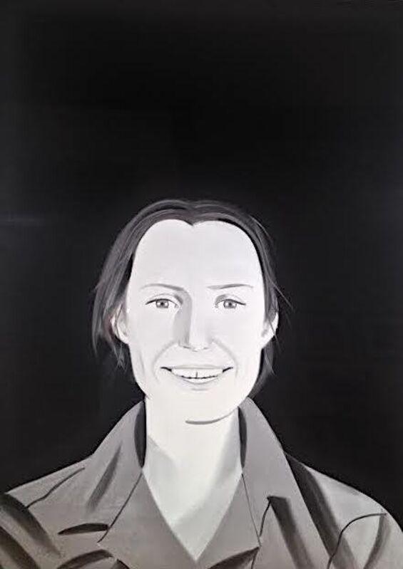 Alex Katz, 'Lauren', 2017, Print, Archival pigment inks on crane Museo Max 365 gsm paper, Vertu Fine Art