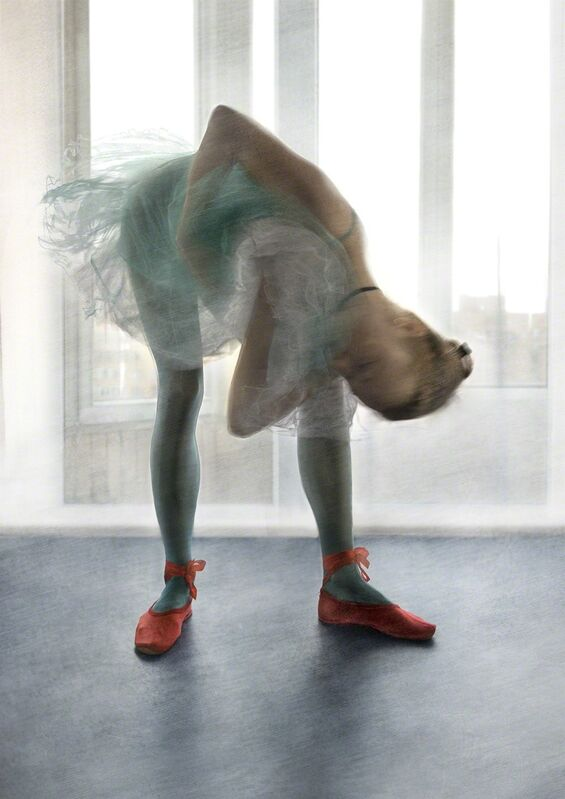 Katerina Belkina, 'For Degas', 2007, Photography, Archival Pigment Print on Hahnemühle Museum Etching, Faur Zsofi Gallery