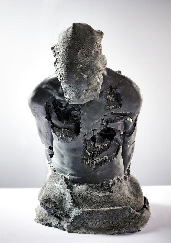 Recycle Group, 'Slave', 2015, Sculpture, Polyurethane rubber, Richard Taittinger Gallery