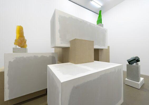 Kai Schiemenz: STONES, installation view