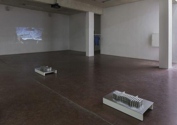 Repêchage Bracket by Barak Ravitz, installation view