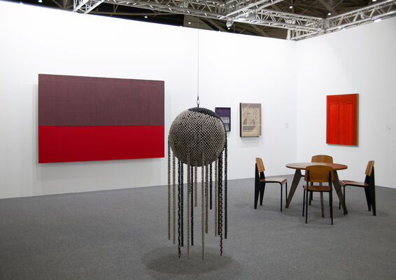 Kukje Gallery at Taipei Dangdai 2020, installation view