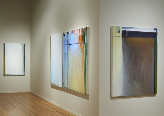 Juan Iribarren. Walls, Windows, and Nocturnes, installation view