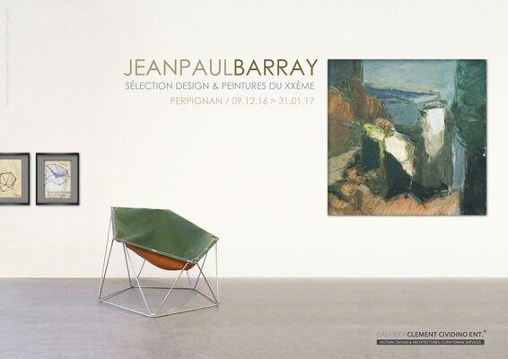 Jean Paul Barray, installation view