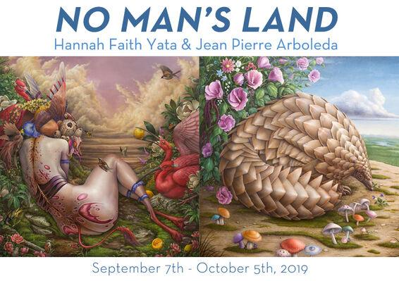 No Man's Land, installation view