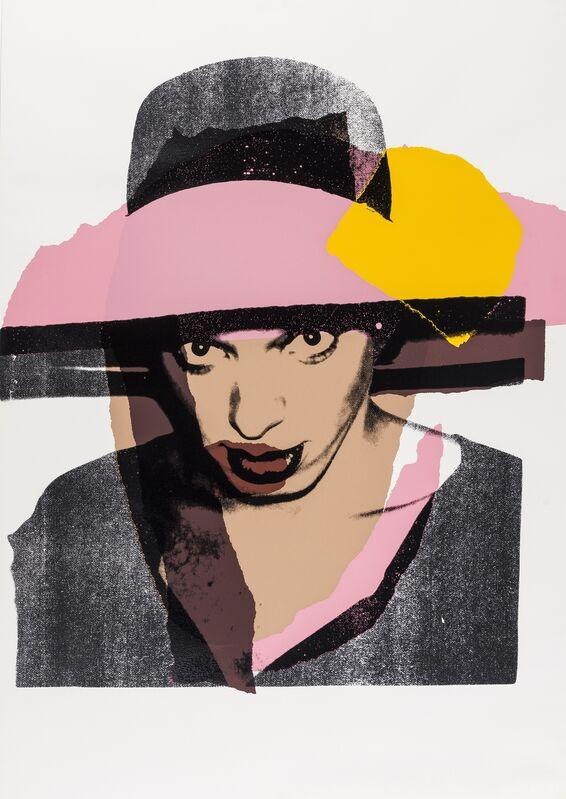 Andy Warhol, 'Ladies and Gentlemen (Feldman & Schellmann 130)', 1975, Print, Screenprint in colours, Forum Auctions