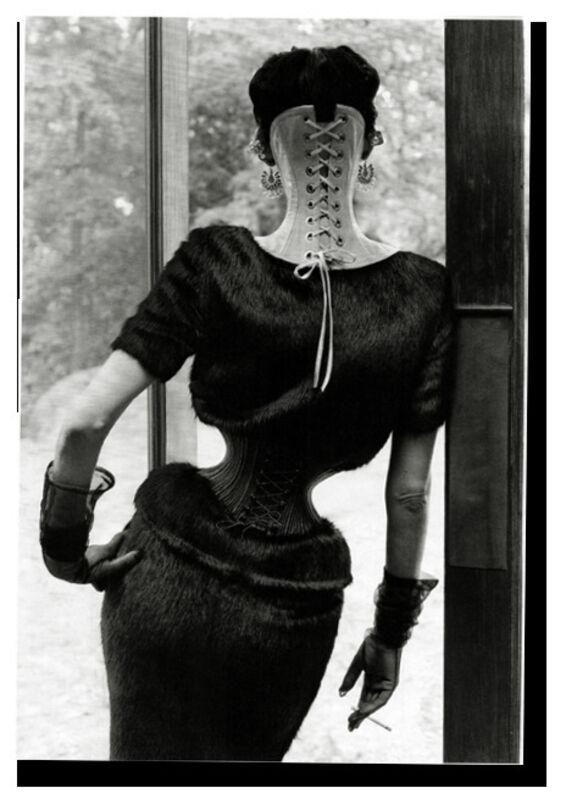 Steven Meisel, 'Neck Corset, Stella Tennant', 2011, Photography, Archival pigment print, Ira Stehmann Fine Art Photography