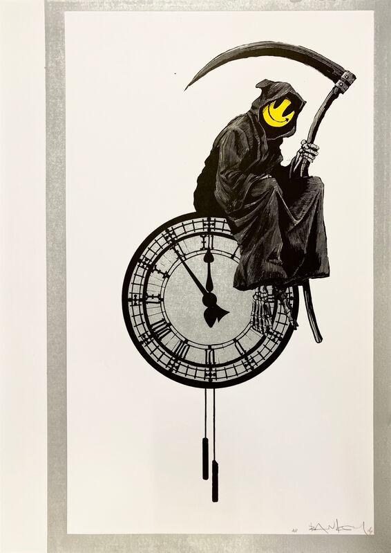 Banksy, 'Grin Reaper', 2005, Print, Screenprint in colours on wove paper., HOFA Gallery (House of Fine Art)
