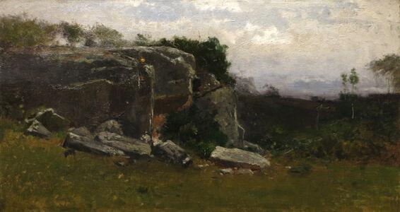 Robert Swain Gifford, 'Barney's Joy Cliff', ca. 1910