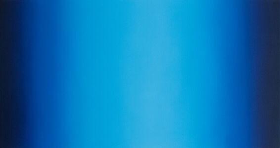 Ruth Pastine, 'Witness 6-HV3260, (Blue Orange Light), Witness Series', 2016