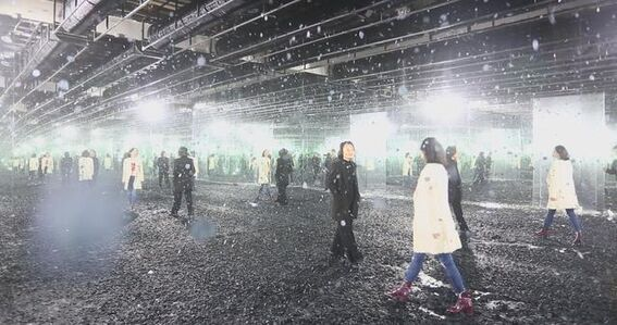 Jennifer Wen Ma 马文, 'Snow Room', 2018