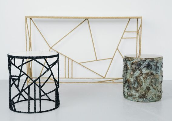 DeLorenzo Gallery presents Samuel & Dominic Amoia at Design Miami/ 2016, installation view