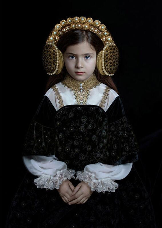 Adriana Duque, 'Princess Alejandra', 2013, Photography, Inkjet print on satin paper, Galeria El Museo