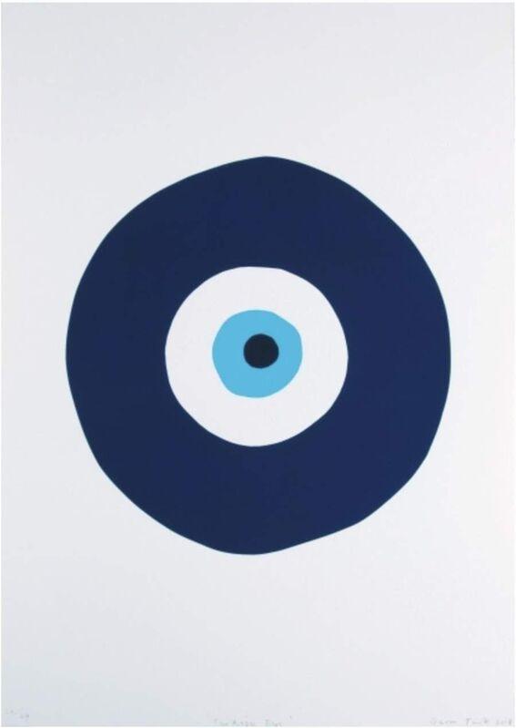 Gavin Turk, 'Turkish Eye', ca. 2020, Print, Print, Enter Gallery