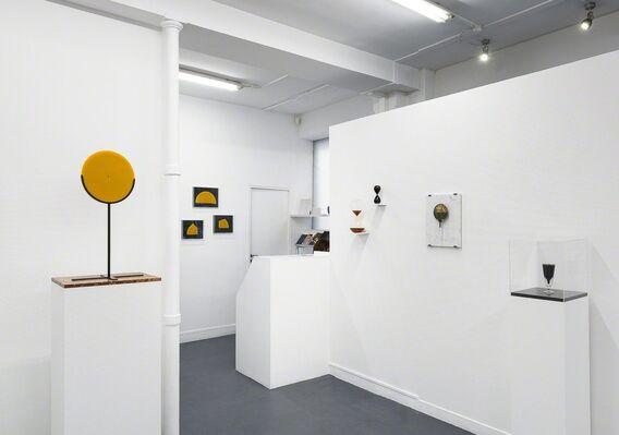"""Gabriel Leger: Solve + Coagula "", installation view"