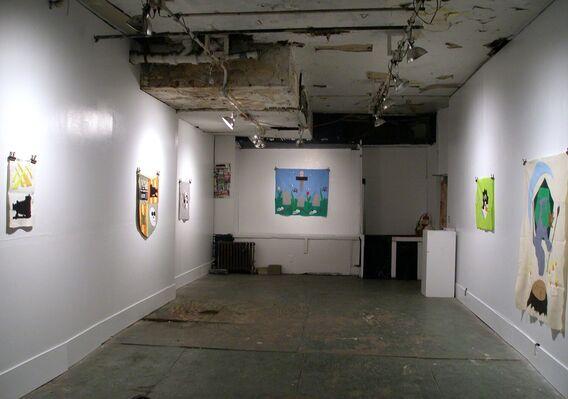 Joel Gibb - Ecce Homo, installation view