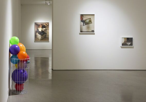 LEE MATERAZZI: DIY, installation view
