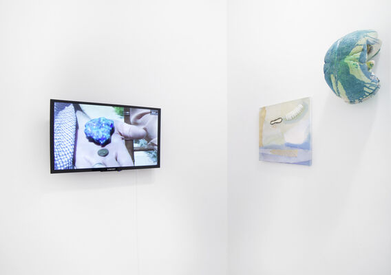 It's all Chemical, featuring Julia Colavita, installation view