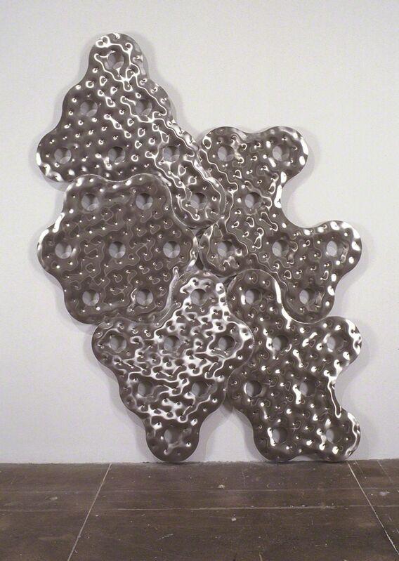 Richard Deacon, 'Infinity #24', 2004, Sculpture, Stainless steel, Marian Goodman Gallery