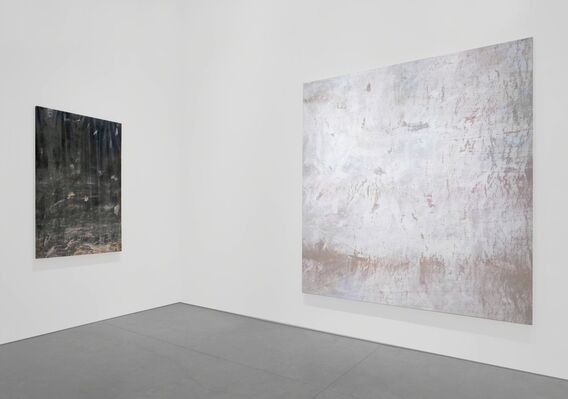Cole Sternberg Solo Exhibition | the blue water was only a heavier and darker air, installation view