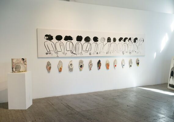 Tour by Sonny Smith, installation view