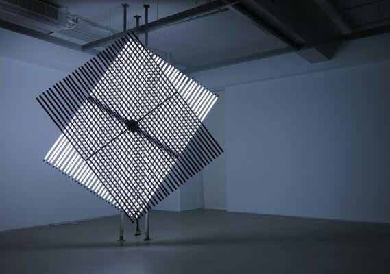 Focused Movement專注的動作, installation view