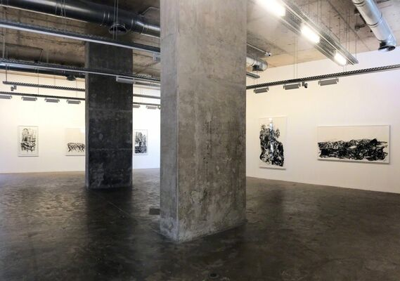 The Space Between by Kevork Mourad, installation view