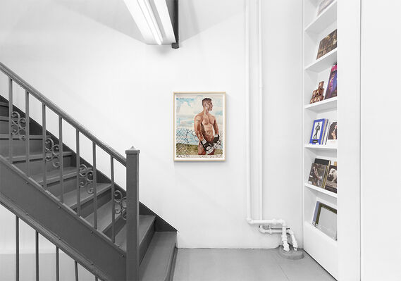 Jack Balas | Checkered Passed, installation view