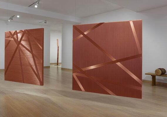 Alice Anderson: Body Disruptions, installation view