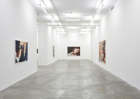 Riffs. Jarman's Caravaggio., installation view