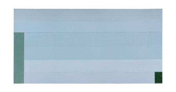 Alan Green, 'Blue/Green', 1995