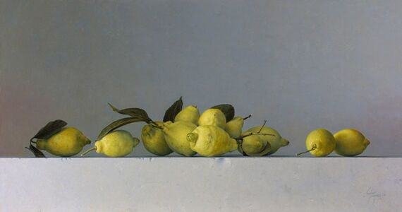 Antonio Vázquez, 'Lemones', 2018