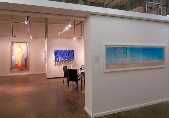 Beatriz Esguerra Art at Dallas Art Fair 2019, installation view