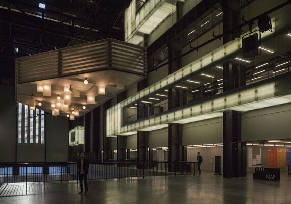 Hyundai Commission: Philippe Parreno: Anywhen, installation view