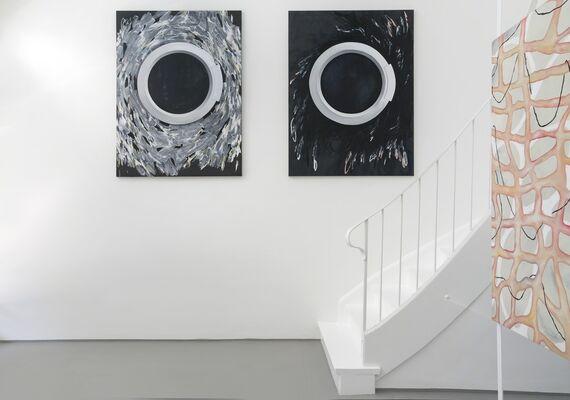 Jagoda Bednarsky - Sign Activity, installation view