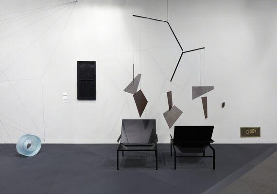Esther Schipper at Art Basel 2017, installation view