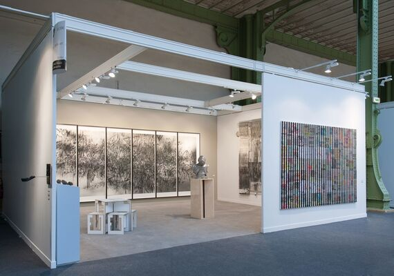carlier | gebauer at FIAC 16, installation view