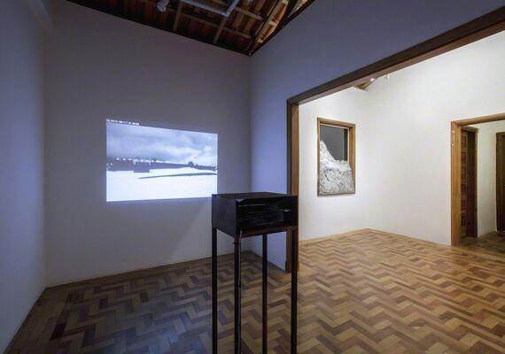 Galeria Warm at SP-Arte 2016, installation view