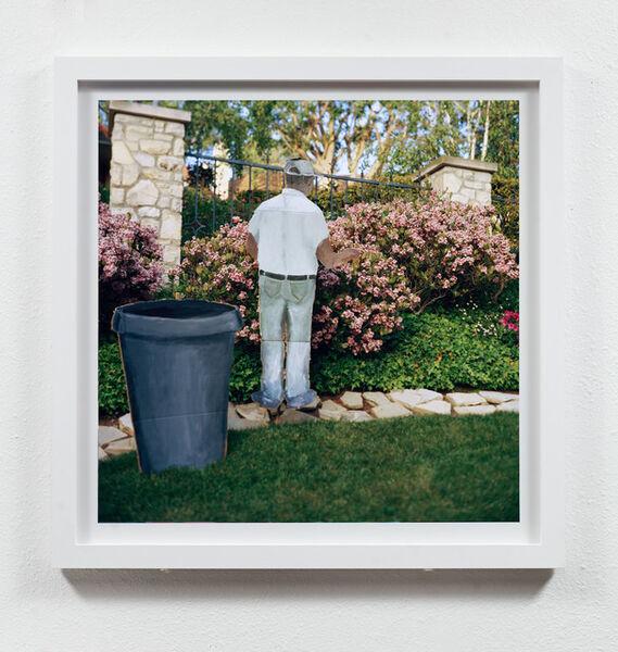 Ramiro Gomez, 'Gardener, Strada Corta Road, Bel Air, 2013', 2018