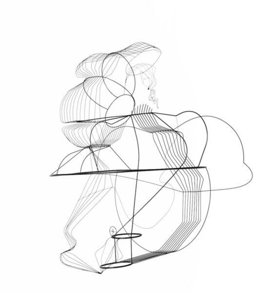 Constantin Luser, 'Ape', 2020