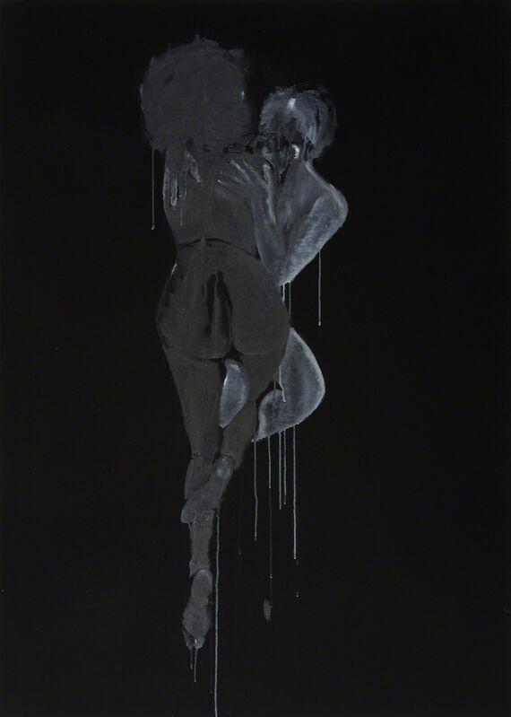 Mwangi Hutter, 'undoing undue ownership', 2018, Painting, Acrylic on canvas, galerie burster